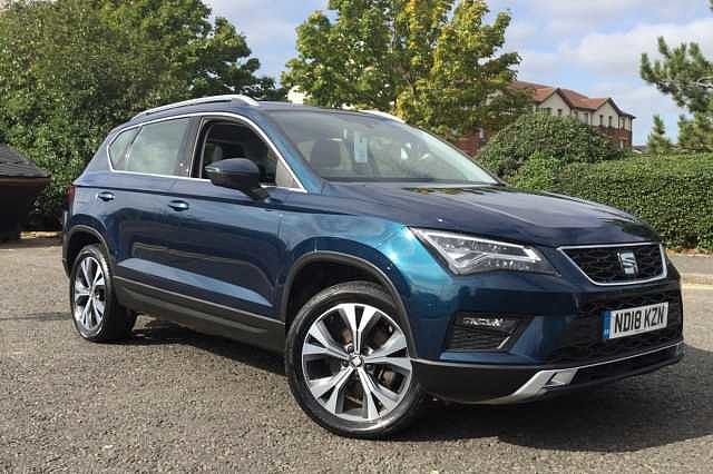 SEAT Ateca SUV 2.0 TDI (150ps) SE Technology 4Drive 5Dr