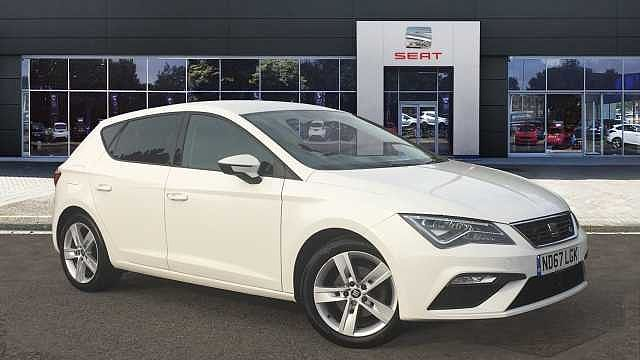 SEAT Leon 5dr (2016) 1.4 TSI  FR Technology (125 PS) 5 Door