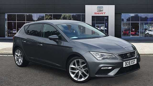 SEAT Leon 5dr (2016) 1.4 TSI  FR Technology (125 PS)