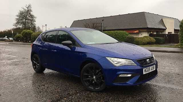 SEAT Leon 5dr 1.5 TSI EVO (130ps) FR Black Edition